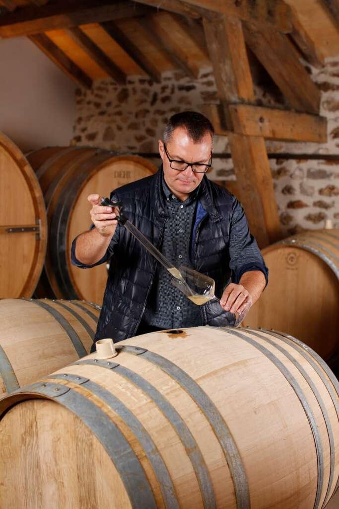 Benoît Déhu, un vigneron dans l'air du temps