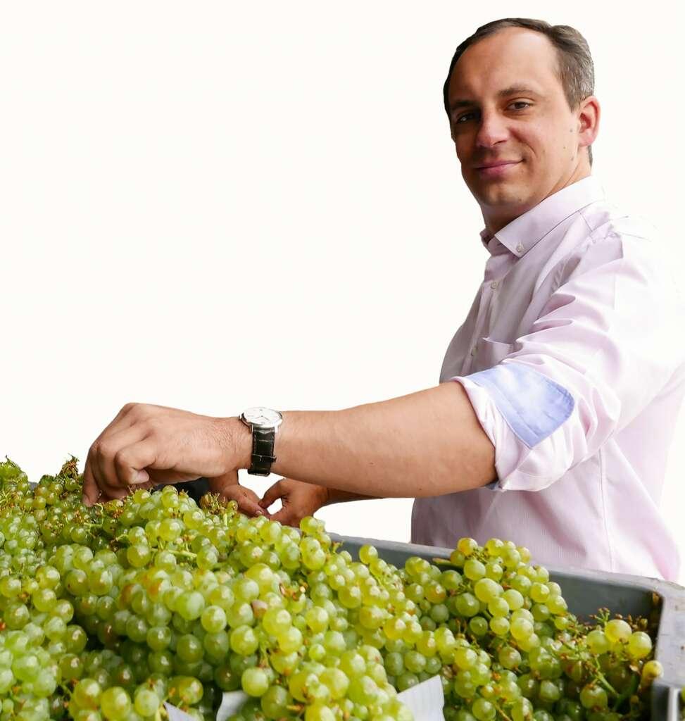 Vincent Léglantier n°2 de l'Association nationale des élus de la vigne et du vin