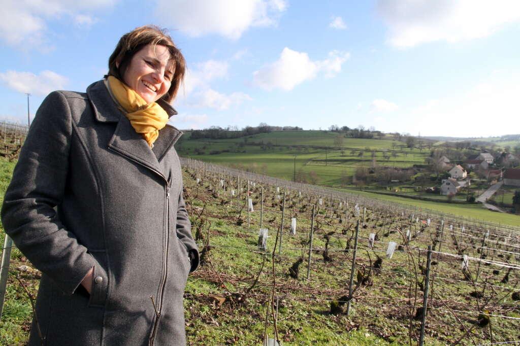 Céline Picart, viticultrice et coopératrice engagée
