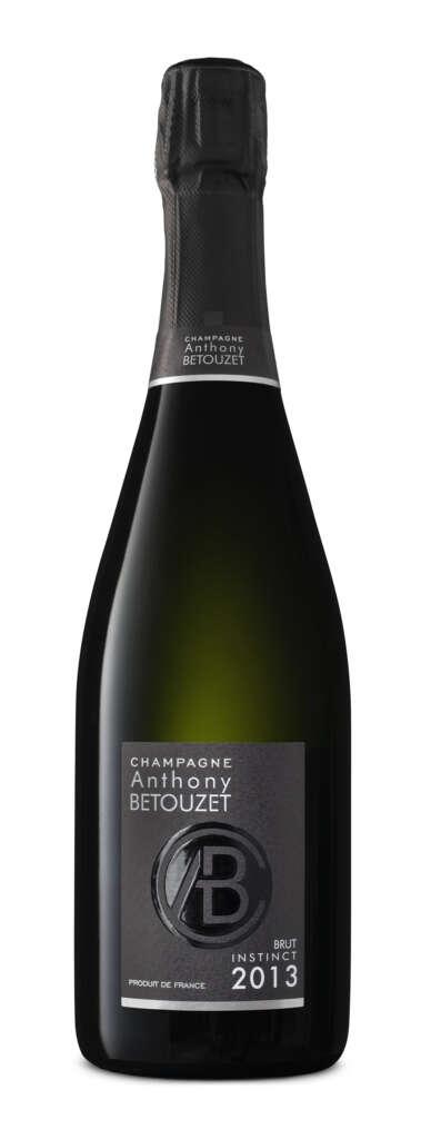 Champagne Anthony Bétouzet Brut Instinct 2013