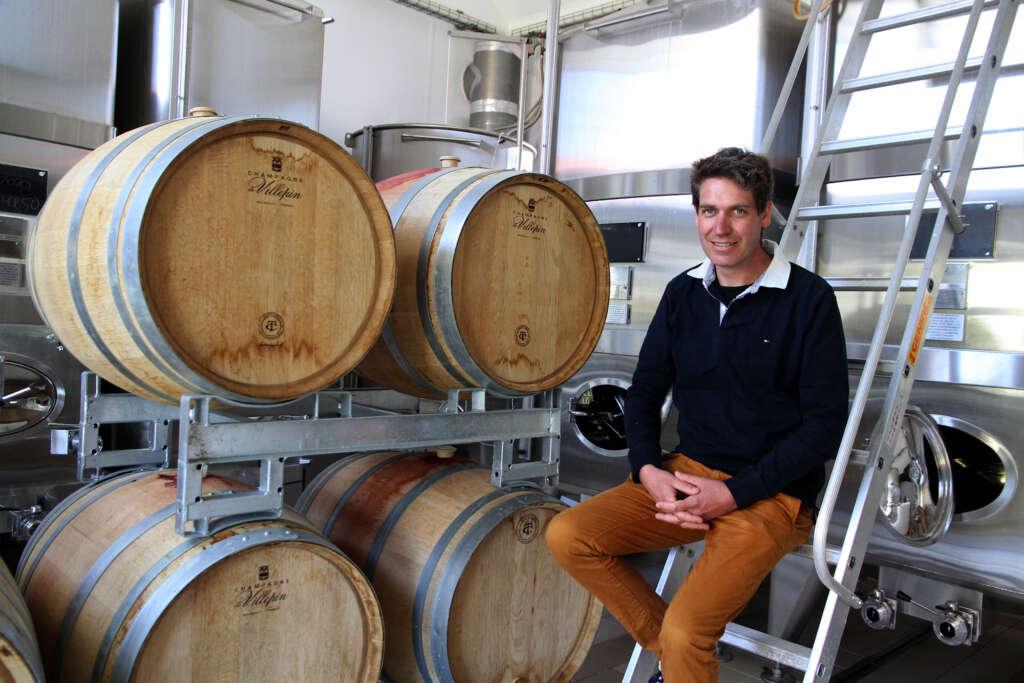 La biodiversité de la vigne  au vin, avec Bruno de Villepin