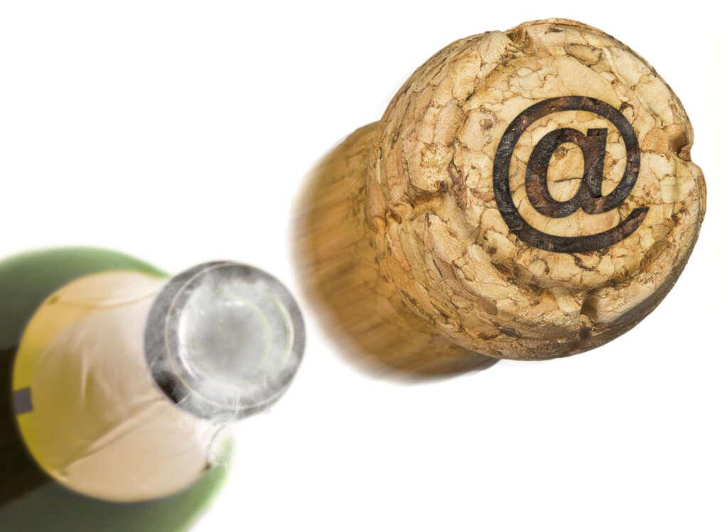 L'e-commerce: un vecteur de croissance incontournable pour le champagne