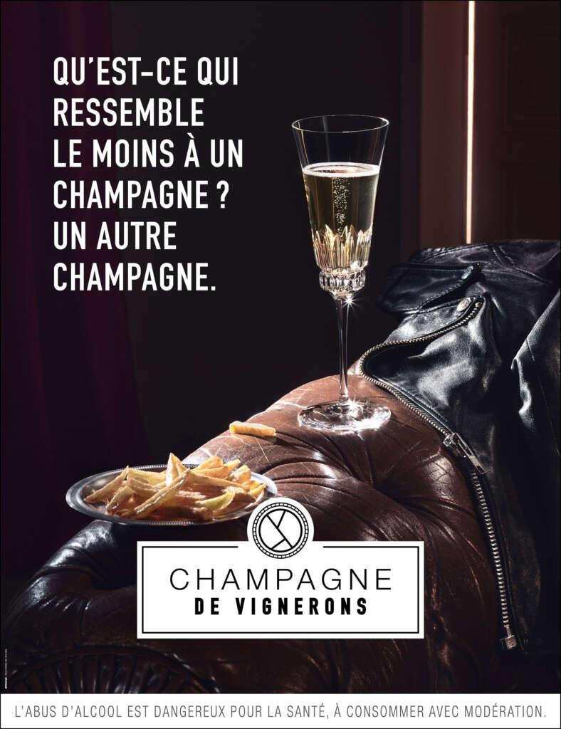 À chacun son champagne de vignerons !