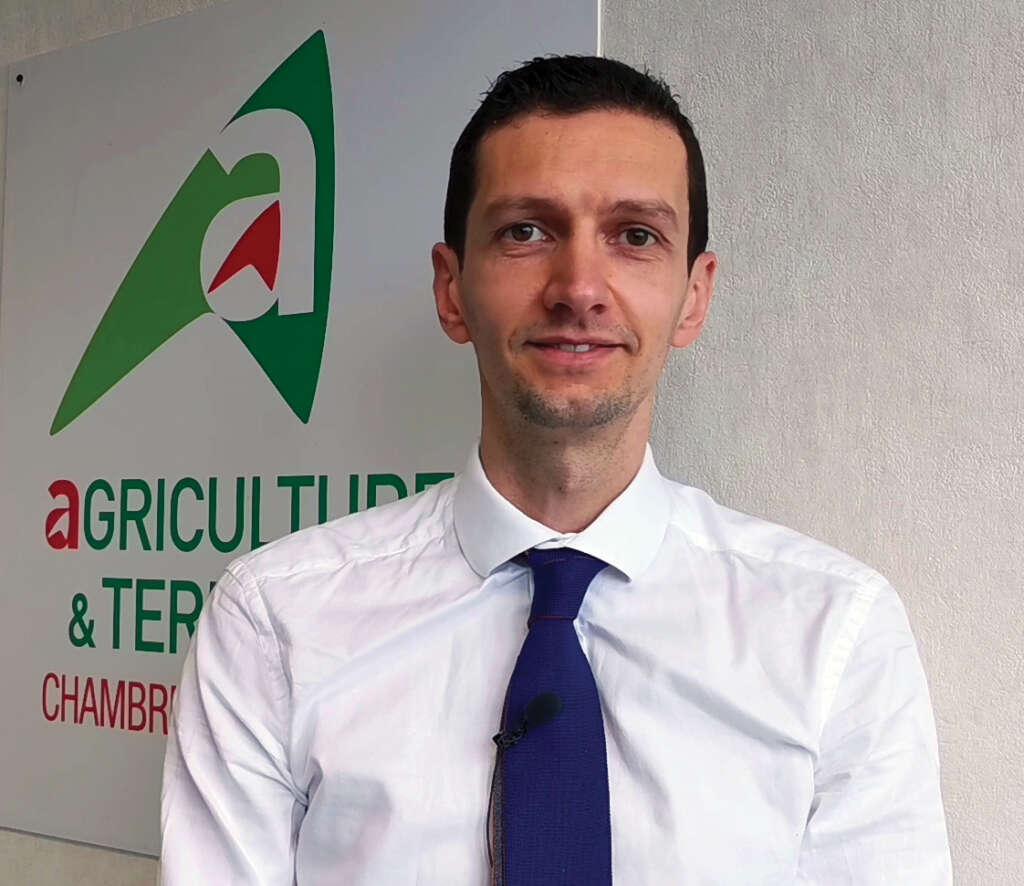 Julien Legrix, nouveau directeur général