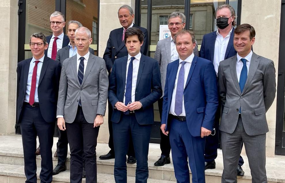 Des parlementaires de l'UE recadrent Vladimir Poutine