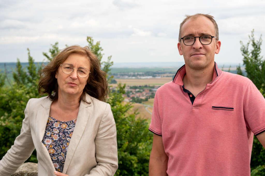Un nouveau binôme pour Bergères-lès-Vertus
