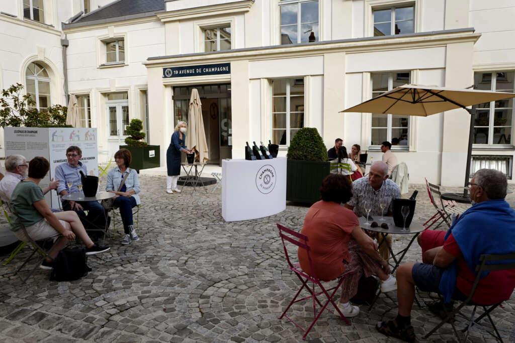 Premier été pour le 19 avenue de Champagne